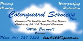 Colorguard Services